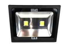 100 Watt Seelite True Warm LED Bowfishing Light w/XD glass - Backwater Outdoors - 1